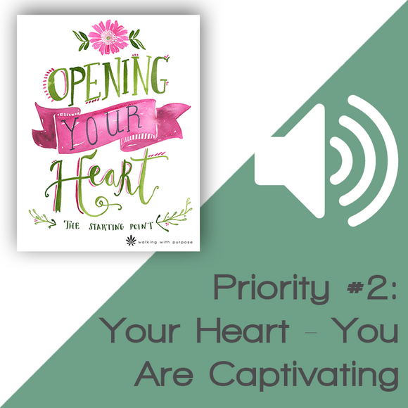Opening Your Heart Audio Download Talk 3, Lesson 10