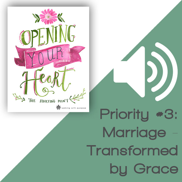 Opening Your Heart Audio Download Talk 4