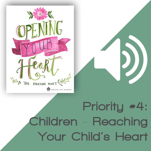 Opening Your Heart Audio Download Talk 5