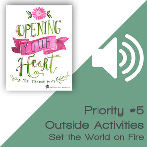 Opening Your Heart Audio Download Talk 6