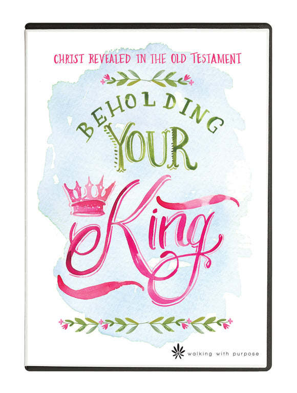 Beholding Your King DVD