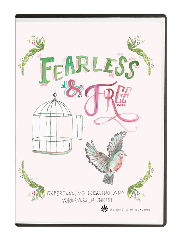 Fearless and Free DVD
