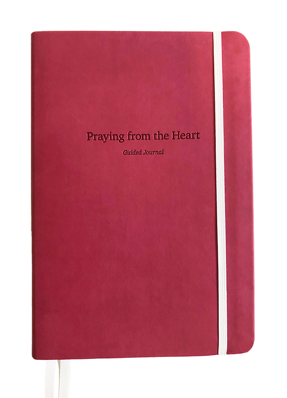 Praying From The Heart: Guided Prayer Journal
