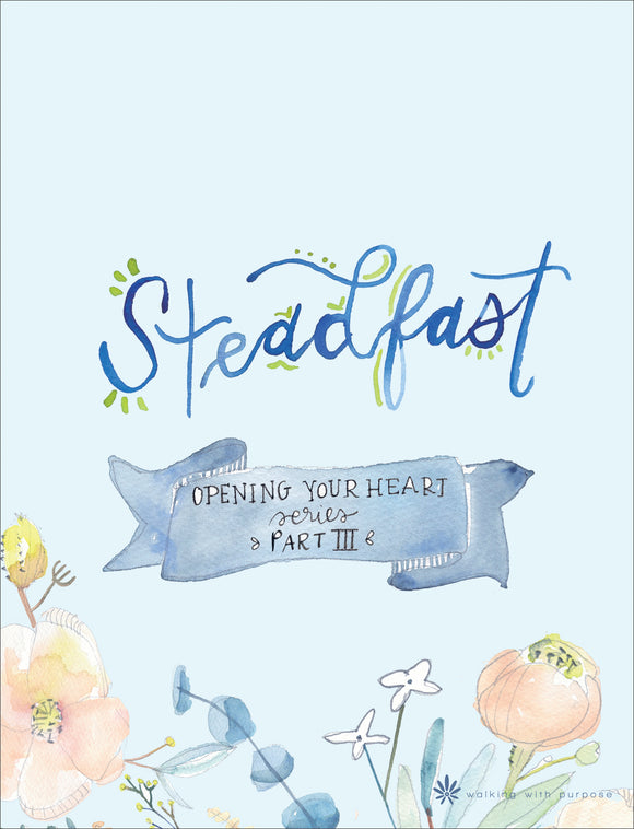Steadfast - Opening Your Heart Young Adult Series - Part III