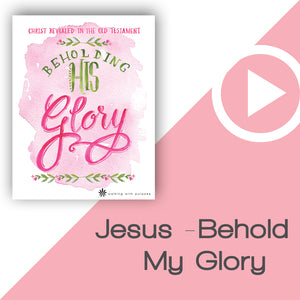 Beholding His Glory Digital Download Video 3