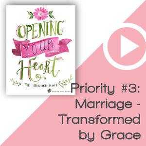 Opening Your Heart Video Download Talk 4