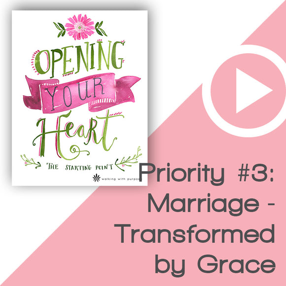 Opening Your Heart Digital Download Video 4