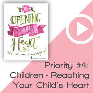 Opening Your Heart Digital Download Video 5