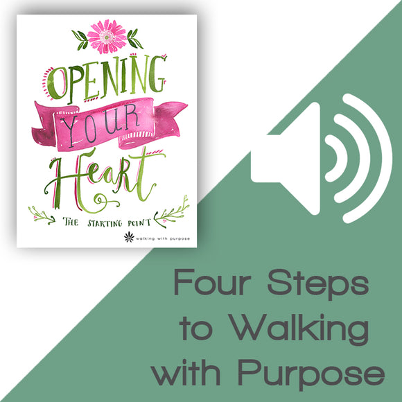 Opening Your Heart Audio Download Talk 1, Lesson 1