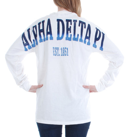 Alpha Delta Pi Color Series Stadium Jersey