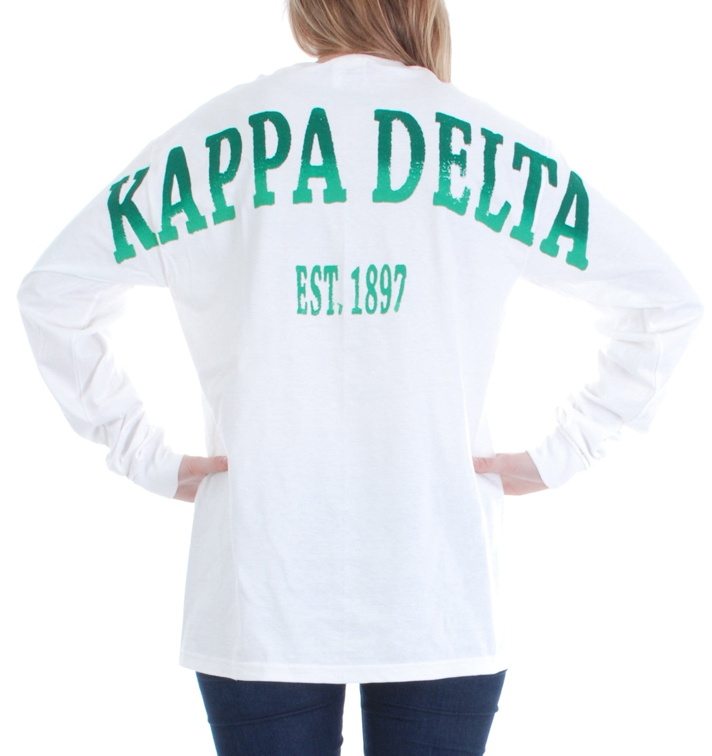 Kappa Delta Color Series Stadium Jersey