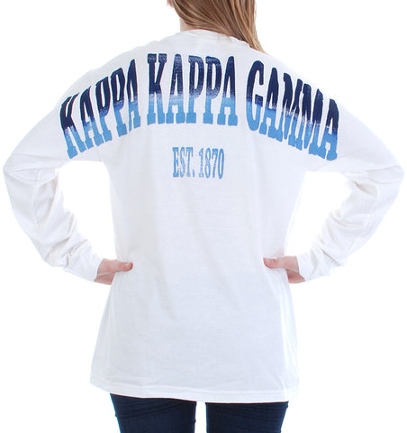 Kappa Kappa Gamma Color Series Stadium Jersey