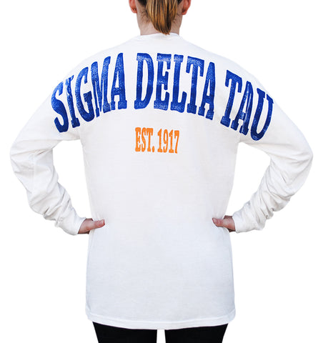 Sigma Delta Tau Color Series Stadium Jersey