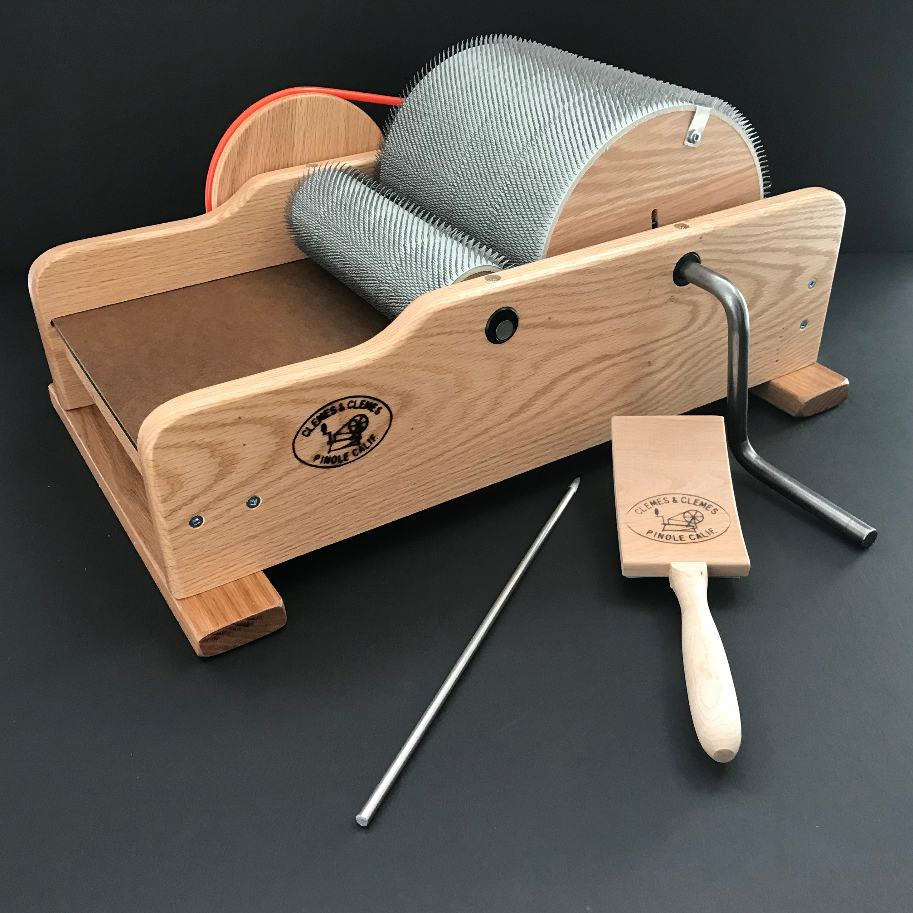 Clemes & Clemes - Standard Drum Carder