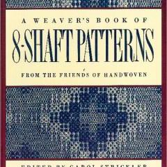 Weaver's Book of 8-Shaft Patterns - Yarnorama
