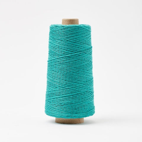 Gist Beam Organic 3/2 Cotton Weaving Yarn - Jade