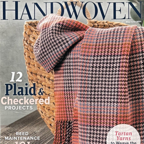 Handwoven May/June 2021