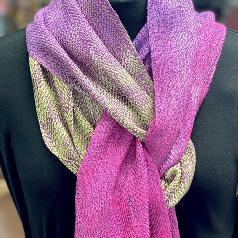 Making Waves Scarf - Digital Download - Yarnorama