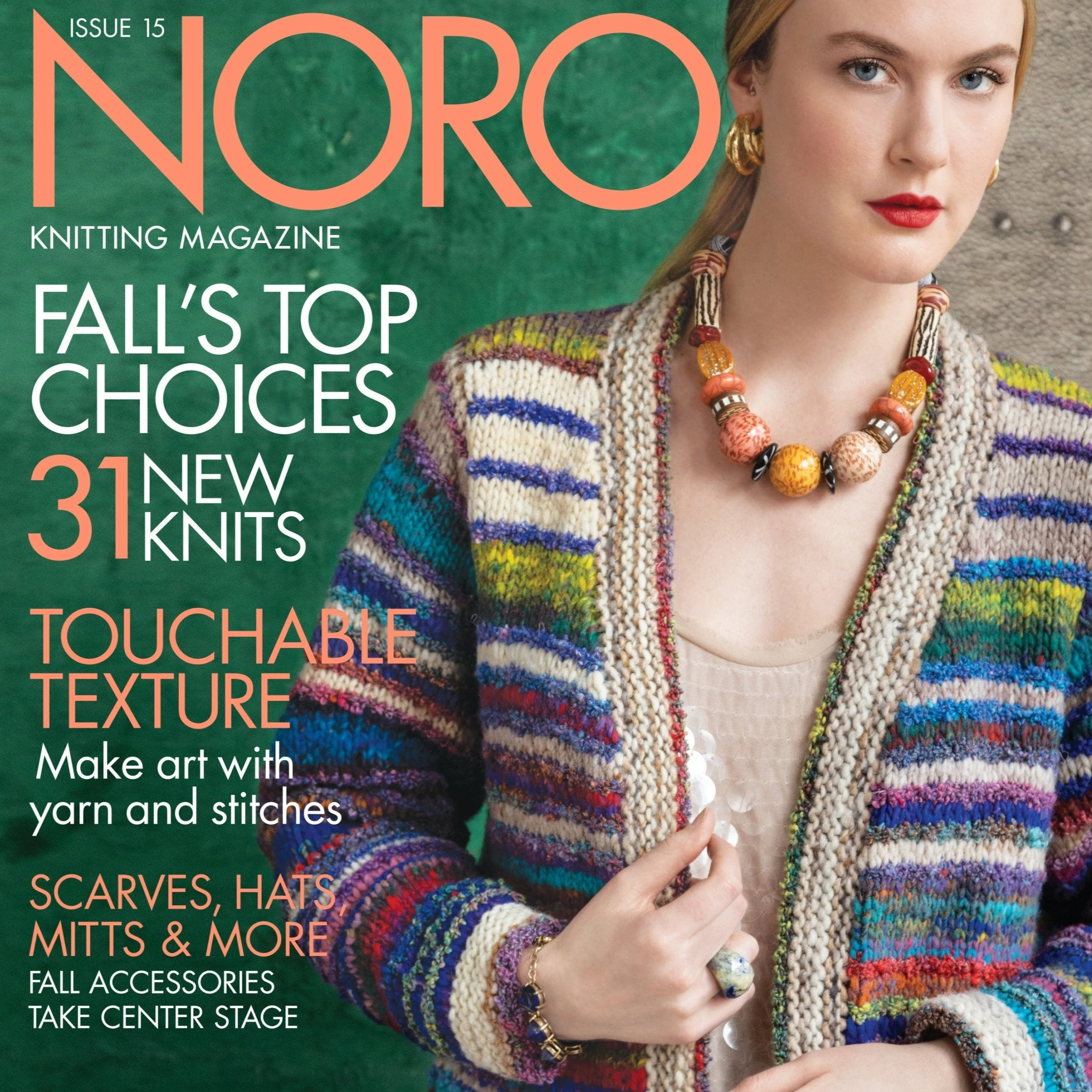 Noro Magazine - Issue 15 2019