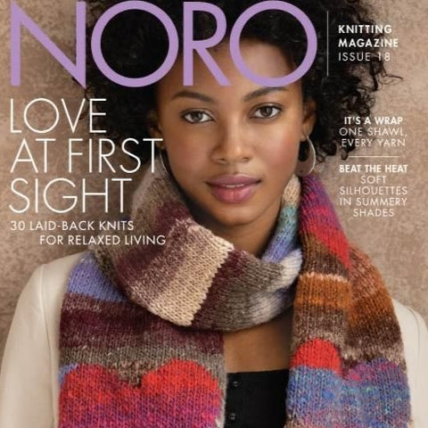 Noro Magazine Issue 18
