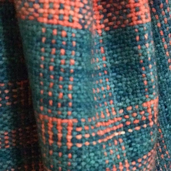 Modern Color-and-Weave Scarf - Digital Download