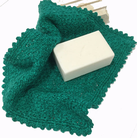 Susan's Favorite Washcloth - Digital Download