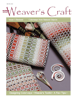 Weaver's Craft Magazine - Yarnorama