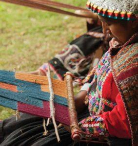 Secrets of Spinning, Weaving and Knitting in the Peruvian Highlands - Yarnorama