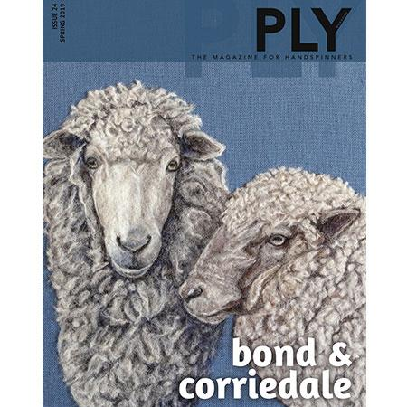 Ply Magazine - Bond & Corriedale - Yarnorama