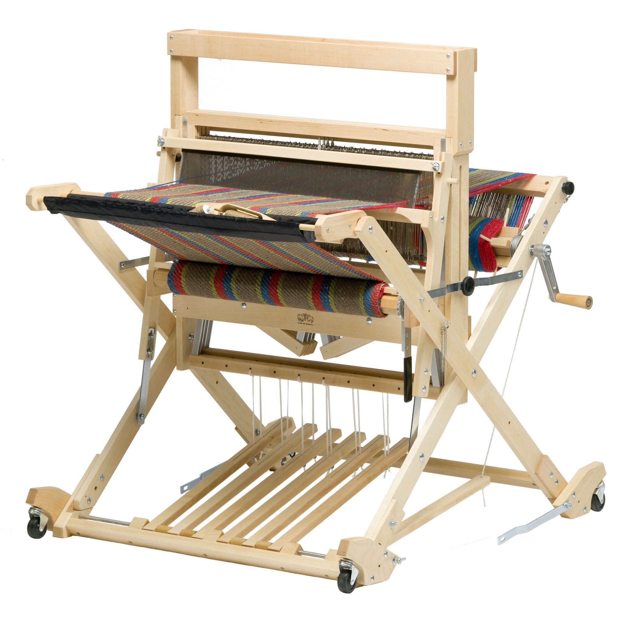 Floor Looms For Sale: Schacht Baby Wolf Loom
