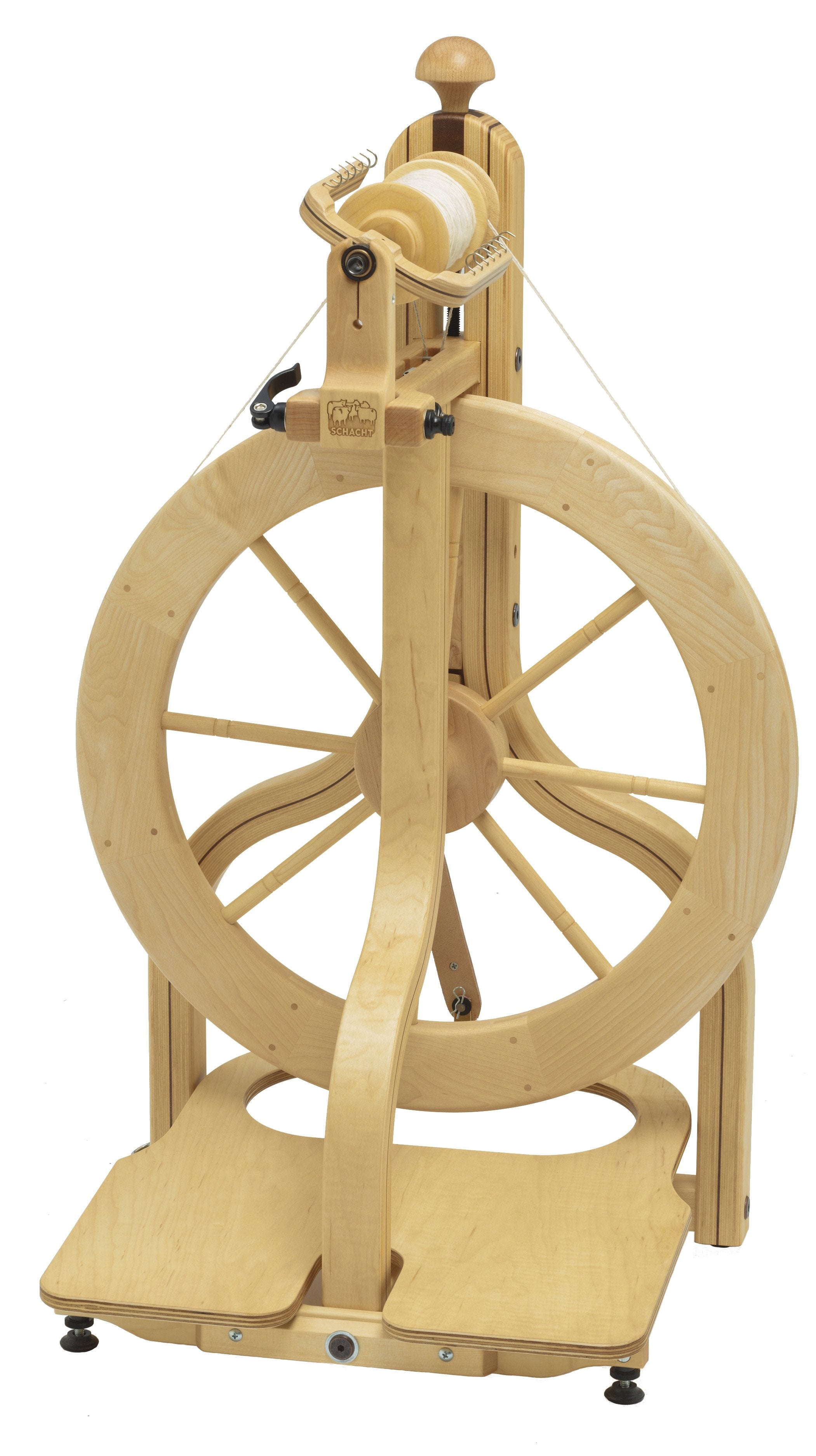 Schacht Matchless Spinning Wheel - Yarnorama