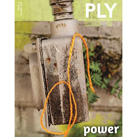 Ply Magazine Power - Yarnorama