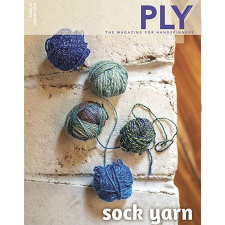 Ply Magazine - Sock Yarn - Yarnorama