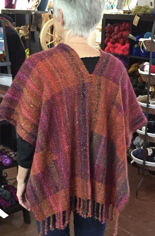 Susan's Perfect Mobius Poncho