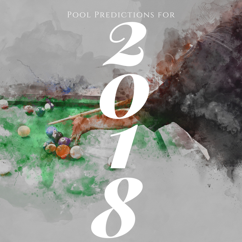 Pool Predictions for 2018