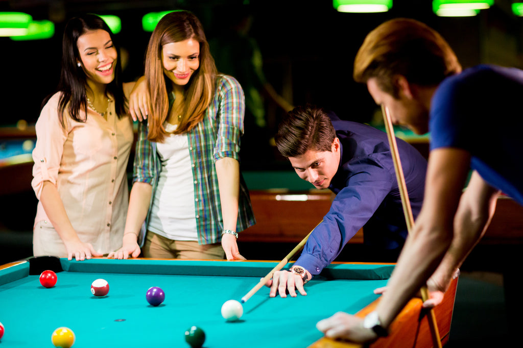 Pros and Cons of Pool Hall Ownership