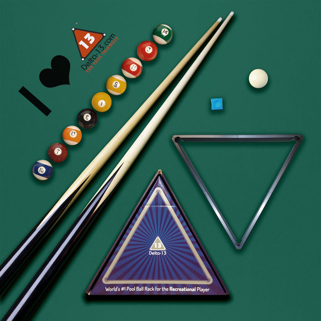 Delta-13 Answers: What Makes the Best Billiard Equipment?