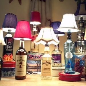 Alcohol Lamps