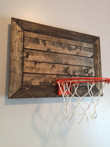 Basket Ball Hoop for your Man Cave