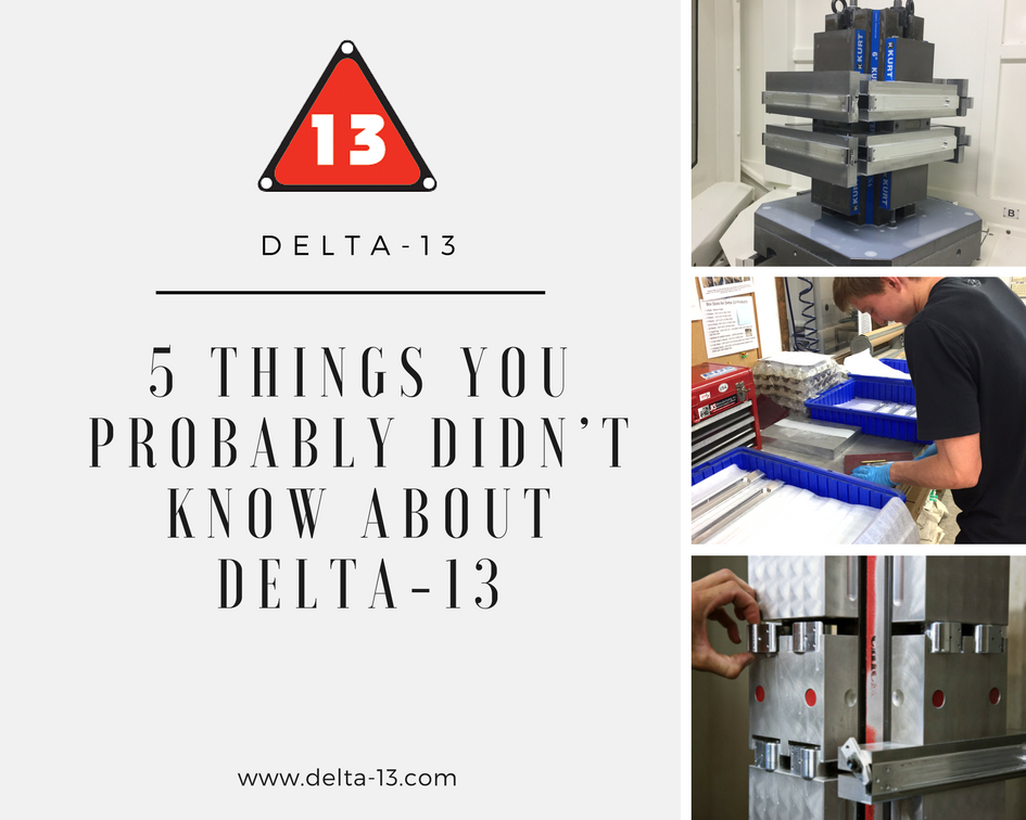 5 things you didnt know about delta-13 racks