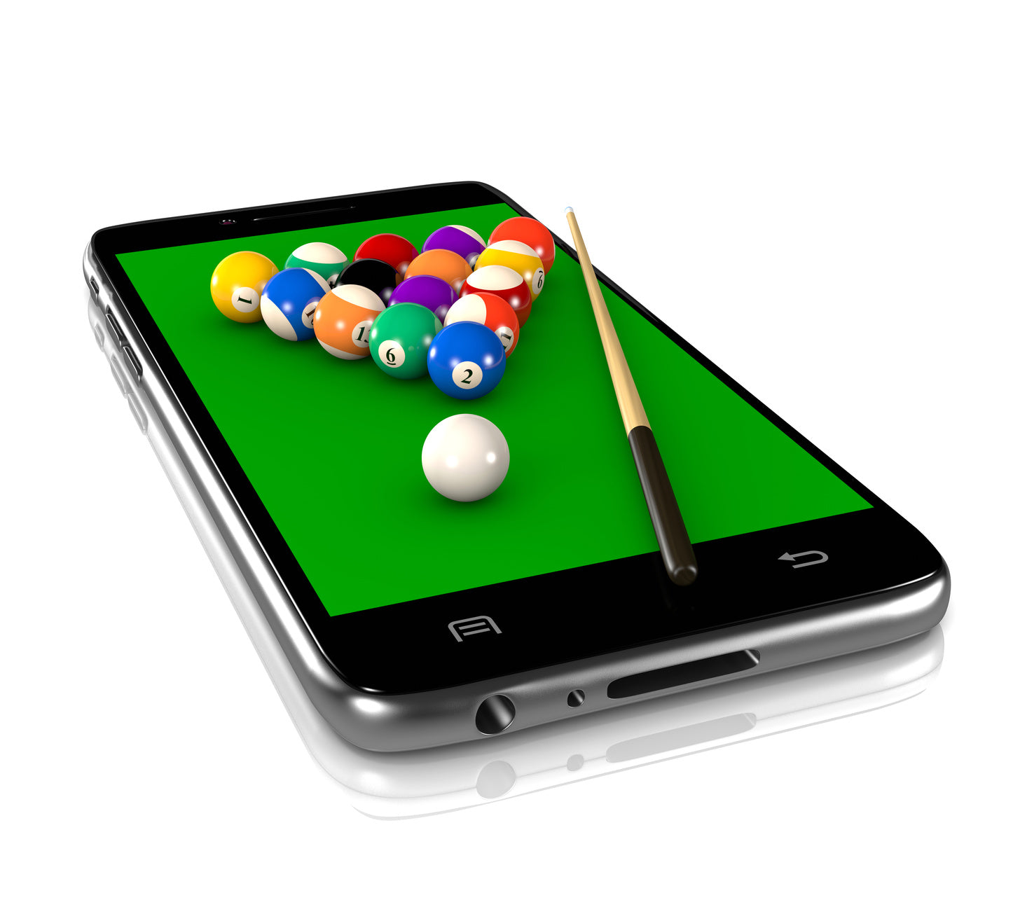 Billiard Phone Applications