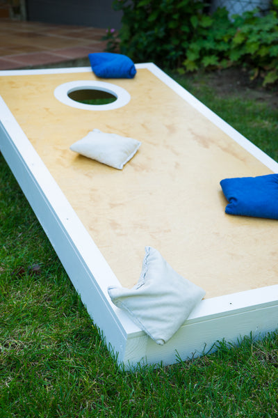 how to play corn hole