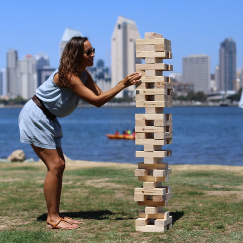 Large Jinga for your game room