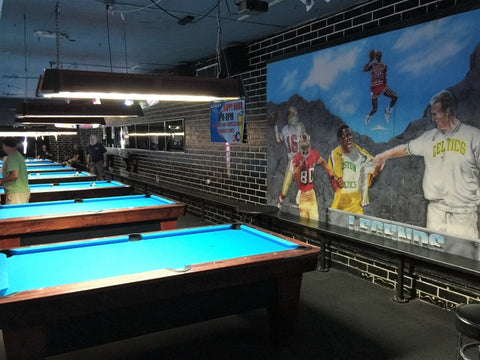 Mr. Lucky's Billiards
