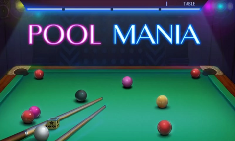 Pool Mania Application