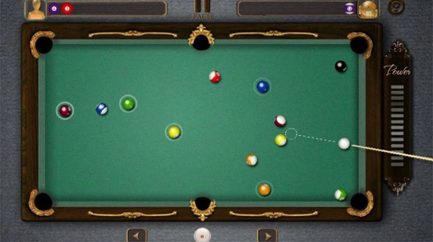 Pool Billiard Pro Application
