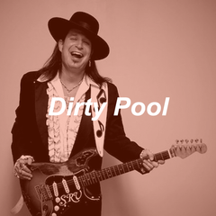Stevie-Ray Vaughan- Dirty Pool