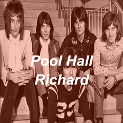 The Faces- Pool Hall Richard