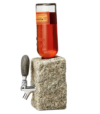 Alcohol Drink Stone Dispenser- Man Cave