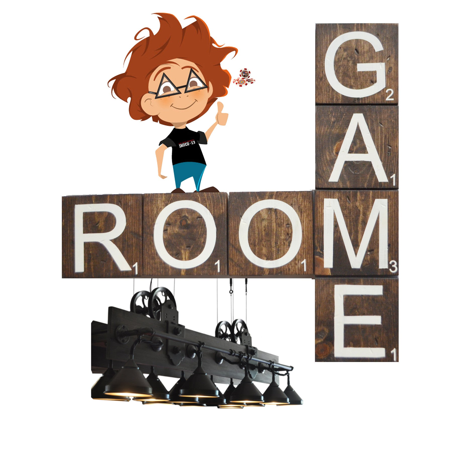 Build your ultimate game room